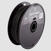 BLACK PLA FILAMENT - 3.00MM, 1KG SPOOL