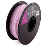 PLA Glow in the Dark Purple -1.75MM, 1KG spool