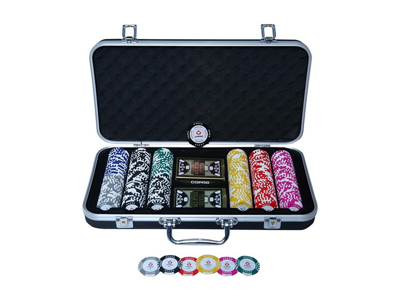 Copag Texas Holdem Poker Set Series - 300 Pieces