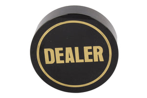 Acrylic Dealer Button - casino-kart