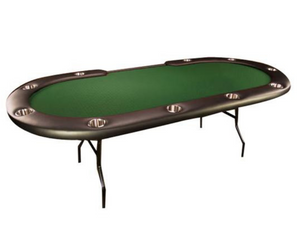 Casino Grade Foldable Table - casino-kart