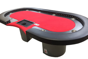 Gutshot Poker table - casino-kart