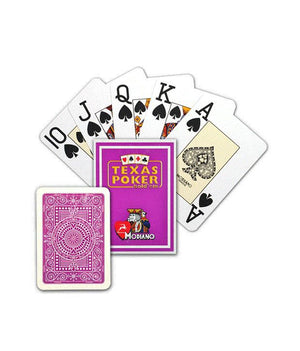 Modiano Texas Poker Pack of 56 - casino-kart