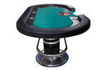 High Roller Luxury Poker Table - casino-kart
