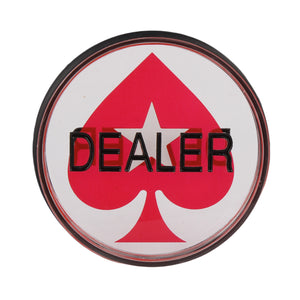 Poker Dealer Button - casino-kart