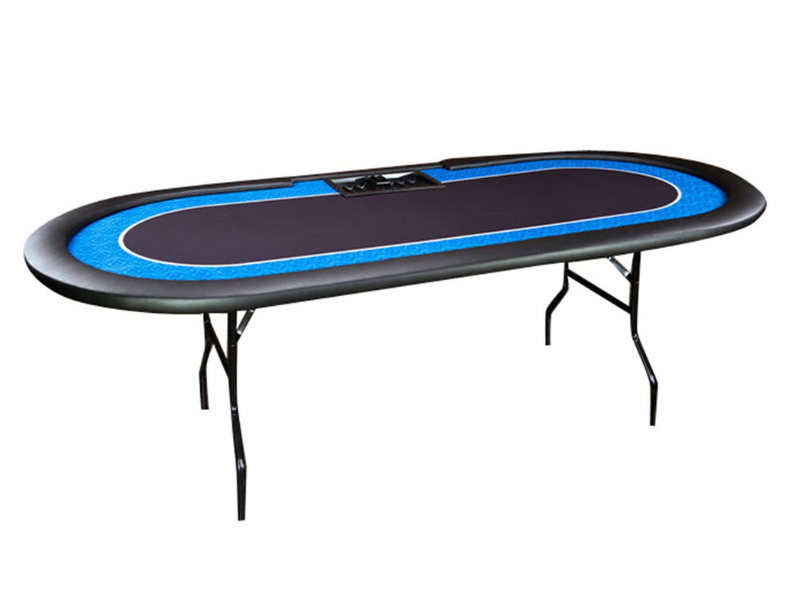 Classic Water & Fire Proof Folding Table - casino-kart