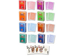 Modiano Texas Poker Pack of 10-All colours - casino-kart