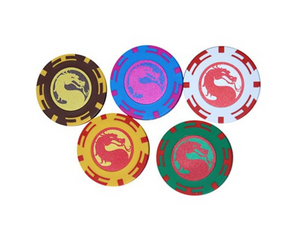 Dragon Clay Poker Chipset (45mm) 300 and 500 Pieces - casino-kart