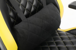 STEALTH series Gaming Chair - Yellow