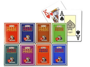 Modiano Texas Poker PACK OF 100 - casino-kart