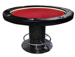 Rounder Poker Table