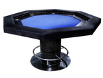 Octagonal Poker table