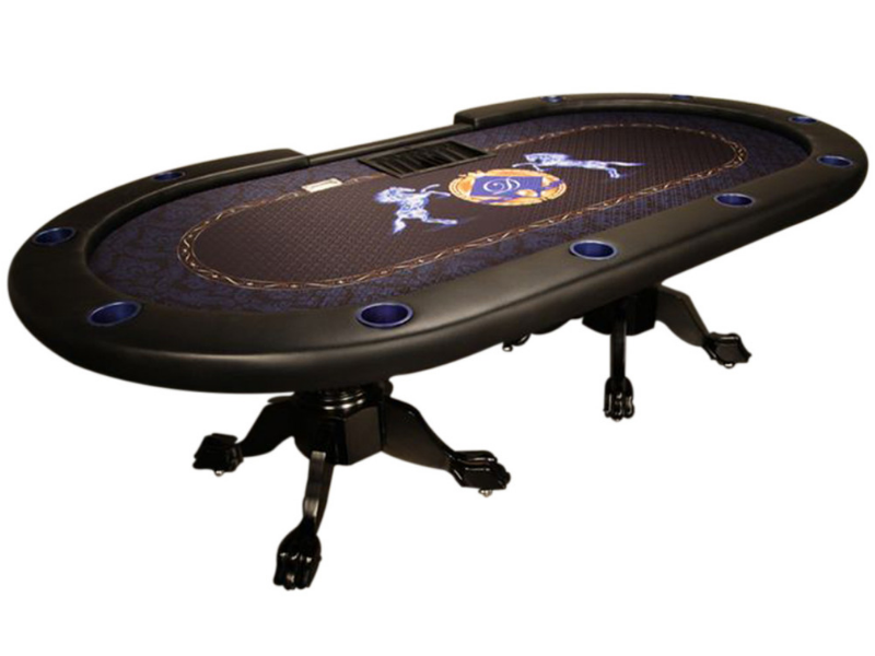 Elite Poker Table - LUXURY