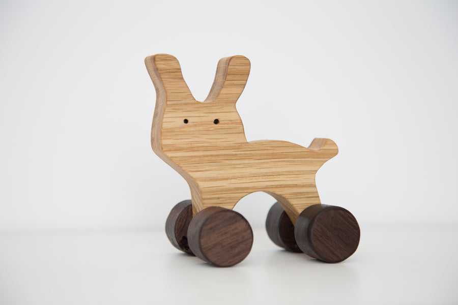 Little (wooden) things that makes us happy