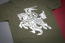 Short sleeve t-shirt - Knight - FoxbyFox