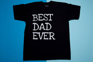 Short sleeve t-shirt - Best Dad Ever - FoxbyFox