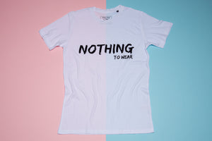 Short sleeve T-shirt - Nothing to wear - FoxbyFox
