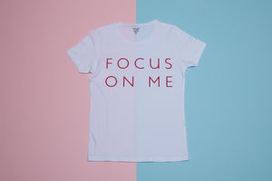 Short sleeve T-shirt - Focus on me - FoxbyFox
