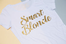 Short sleeve T-shirt - Smart Blonde