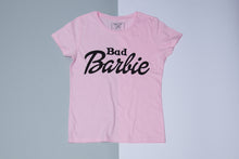 Short sleeve T-shirt - Bad Barbie