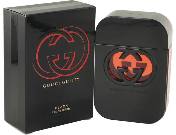 Perfume Gucci Guilty black para Mujer de 74 ml - 2.5 Oz