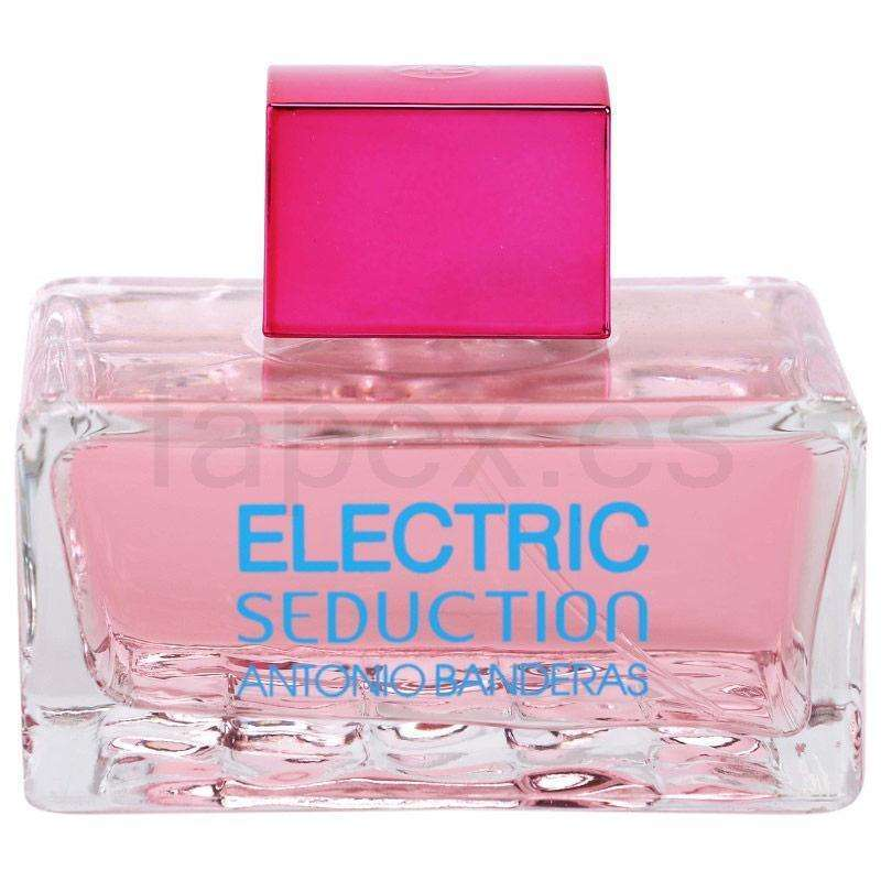 Perfume Antonio Banderas Electric seduction para Mujer Size 100 ml (3,4 Oz) Ref: 2165786