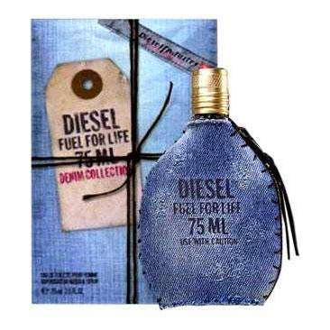 Perfume Diesel Denin Collection para Hombre de 74 ml - 2.5 Oz Supershop