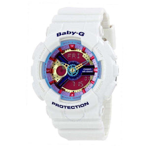 Reloj Casio Baby-G para Mujer Cronografo Casual Color Blanco Supershop