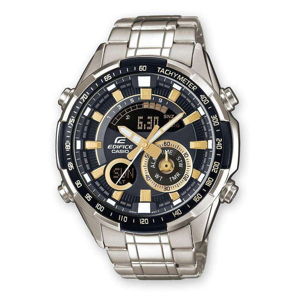 Supershop:Reloj Casio para Hombre Digital Elegante Color Silver