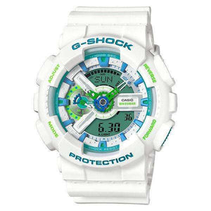 Supershop:Reloj Casio para Hombre Digital Casual Color Blanco