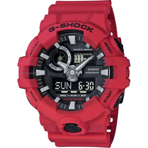 Supershop:Reloj Casio para Hombre Digital Casual Color Rojo