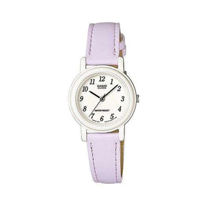 Supershop:Reloj Casio para Mujer Clasico Casual Color Purpura