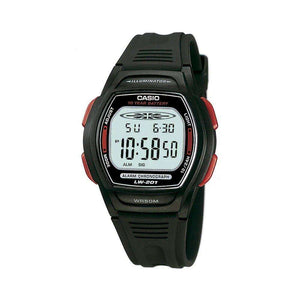 Supershop:Reloj Casio para Niño Digital Casual Color Negro