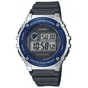 Supershop:Reloj Casio para Unisex Digital Deportivo Color Gris