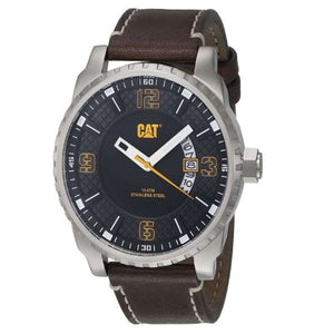 Supershop:Reloj Caterpillar para Hombre Clasico Casual Color Cafe