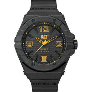 Supershop:Reloj Caterpillar para Hombre Clasico Casual Color Negro