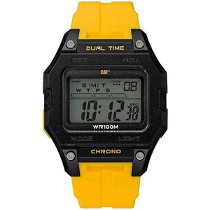 Supershop:Reloj Caterpillar para Hombre Digital Moda Color Amarillo