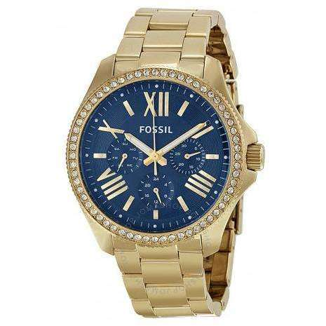 Reloj Fossil AM4497 para Mujer Pulso Acero Inoxidable Dorado Multifuncion Supershop