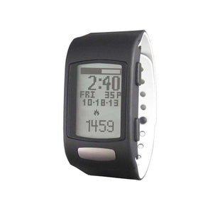 Supershop:Reloj LifeTrak para Unisex Running Deportivo Color Negro