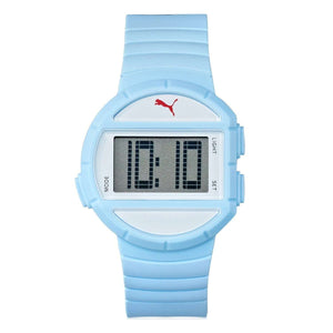 Supershop:Reloj Puma para Mujer Digital Casual Color Azul