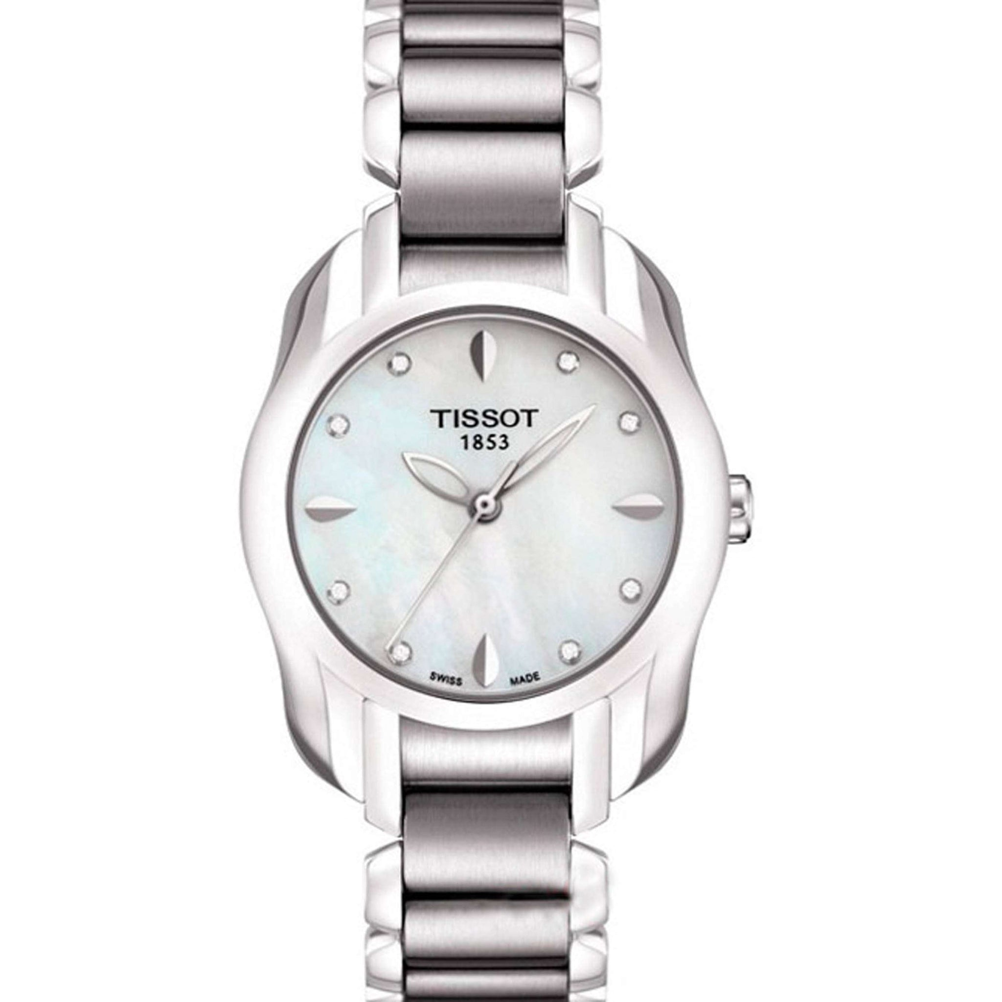 Reloj Tissot T023.210.11.116.00 para Mujer Pulso Acero Inoxidable Silver Clasico Supershop
