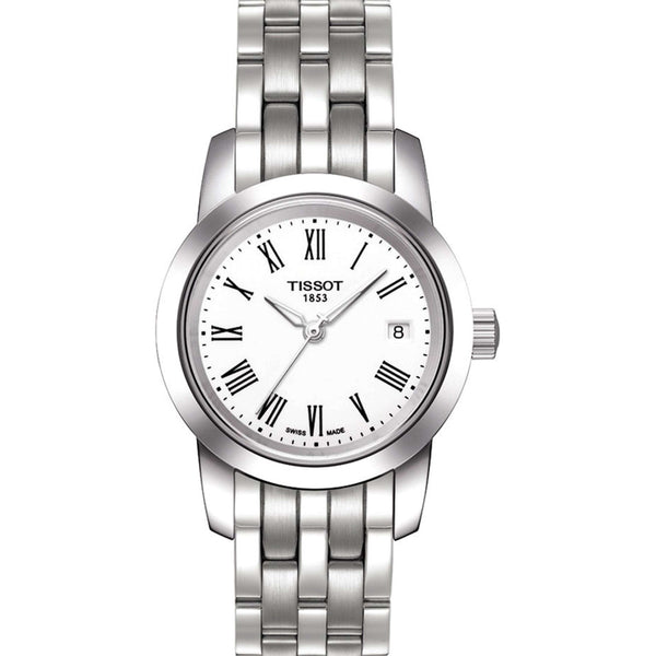 Reloj Tissot T033.210.11.013.00 para Mujer Pulso Acero Inoxidable Silver Clasico Supershop