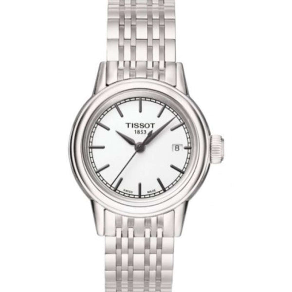 Reloj Tissot T085.210.11.011.00 para Mujer Pulso Acero Inoxidable Silver Clasico Supershop