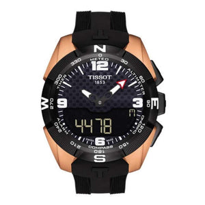 Supershop:Reloj Tissot para Hombre Digital Moda Color Negro