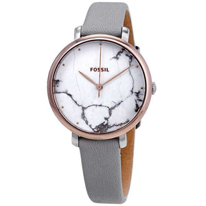 Supershop:Reloj Fossil para Mujer Clasico Casual Color Gris