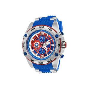 Supershop:Reloj Invicta para Hombre Cronografo Casual Color Silver