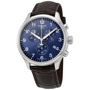 Supershop:Reloj Tissot para Hombre Cronografo Casual Color Cafe