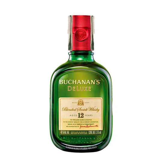 Supershop:Whisky Buchanan´s 12 años D´luxe tamaño 375 ml Ref: BCH093038