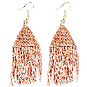 Rose Gold Luxe Petite Fringe