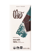 Sea Salt 70% Dark Chocolate